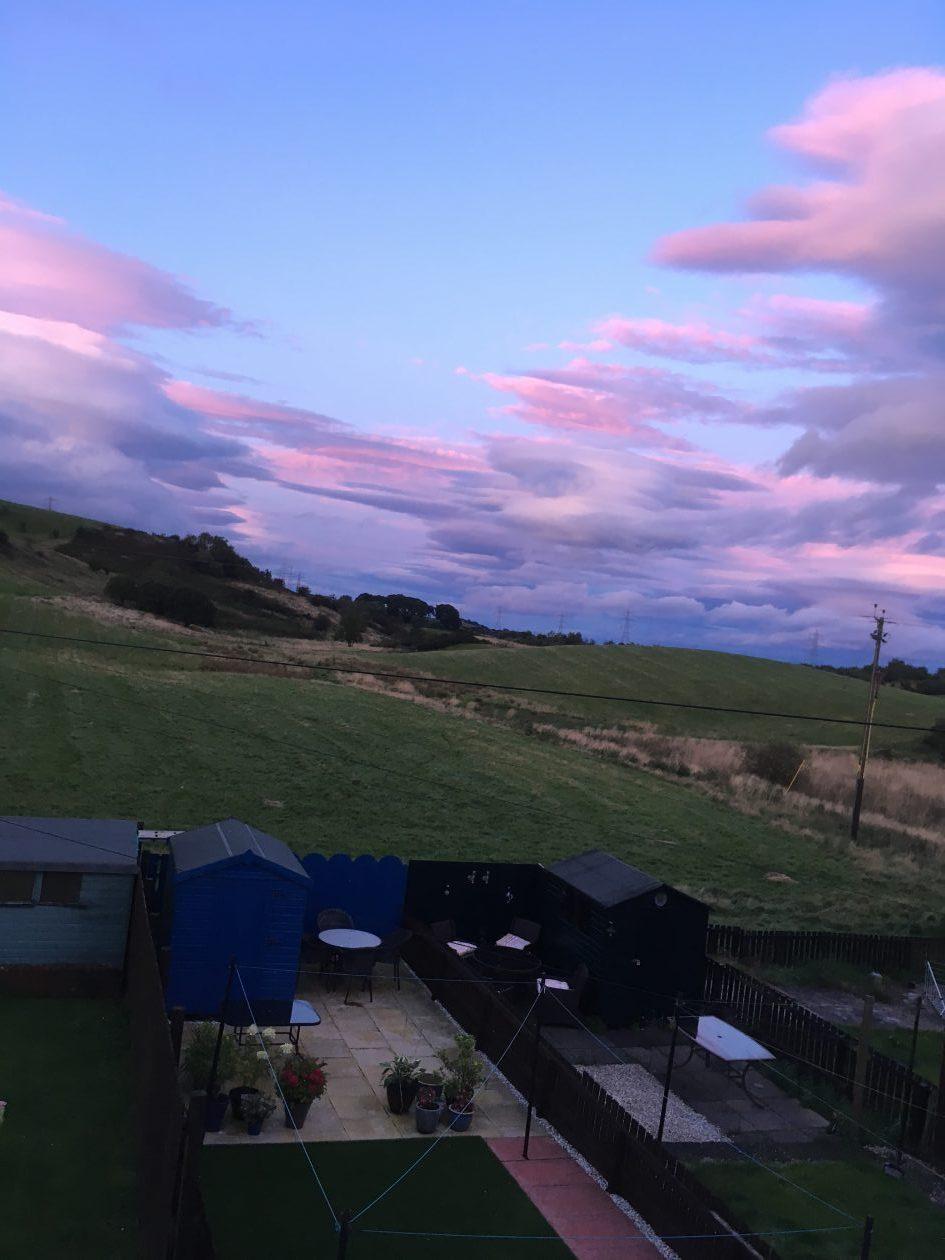 Grace's Sky