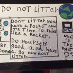 Litter Poster