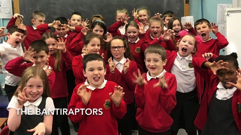 The Bantiraptors