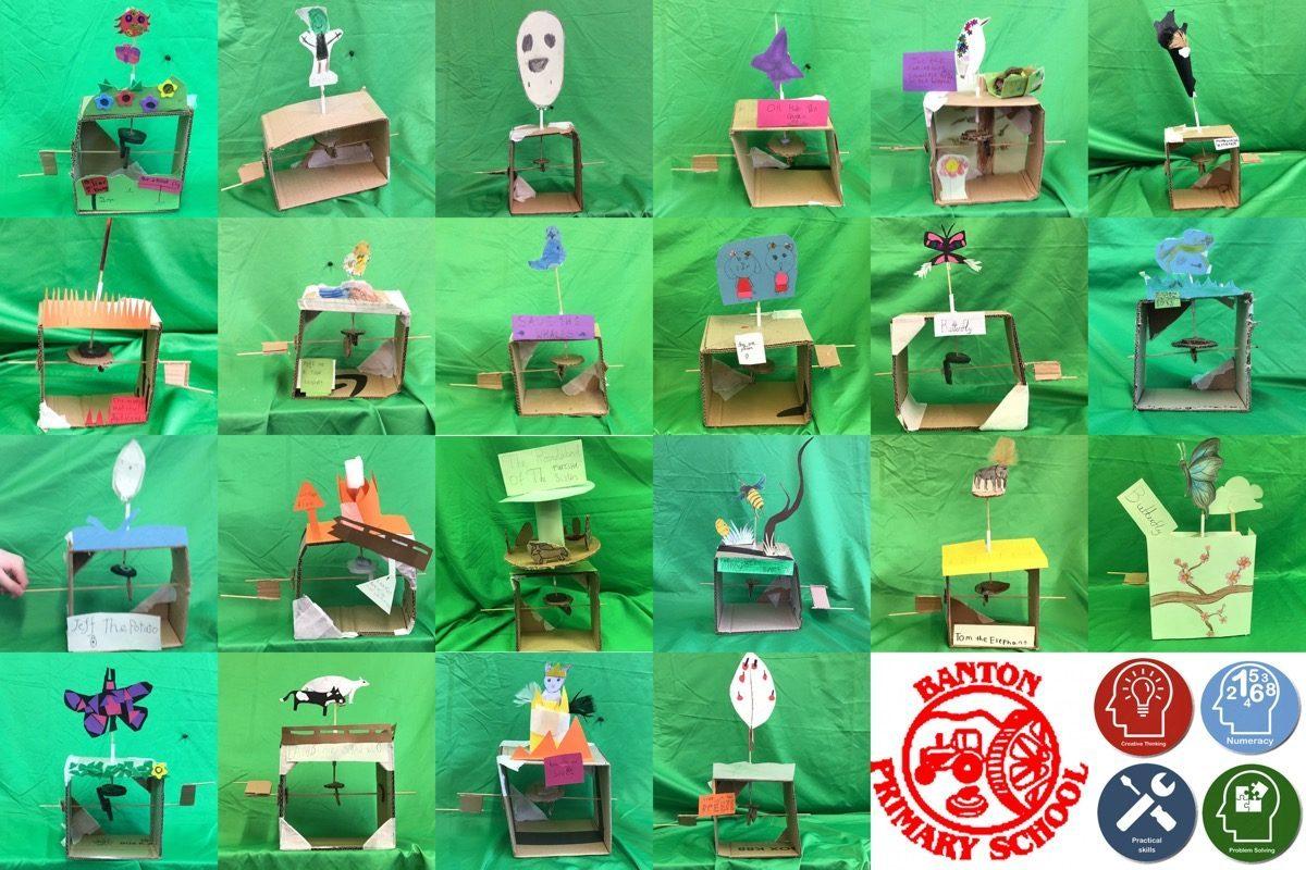 Cardboard Engineers part 3