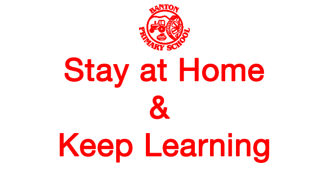 Home Learning Week Beginning 20 Apr 2020