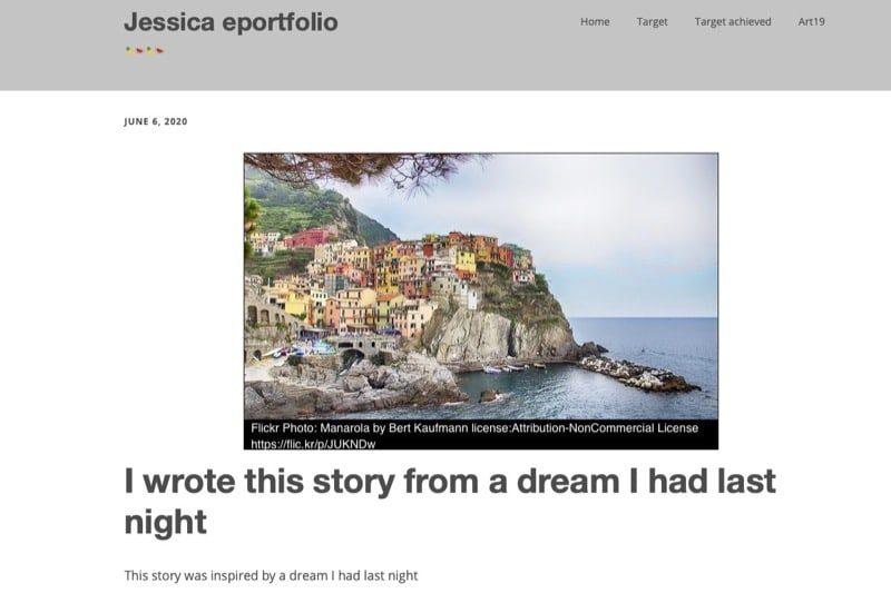 Imagnitive Writing