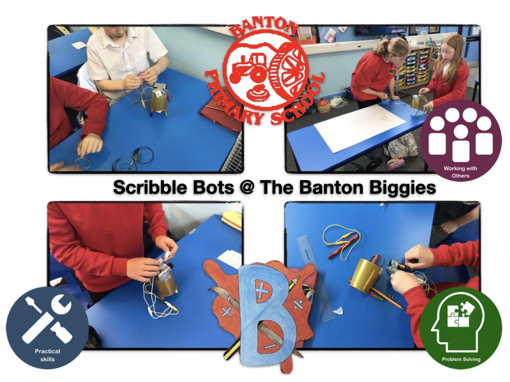 Scribble Bots