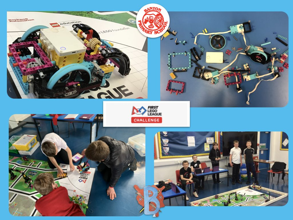 The First Lego League