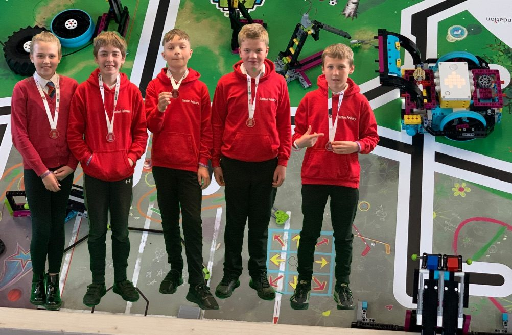 The First Lego League Team Review