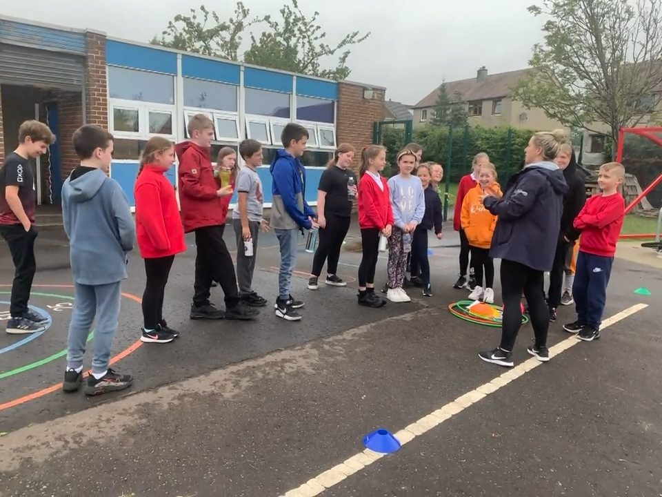 Junior Sports Leaders
