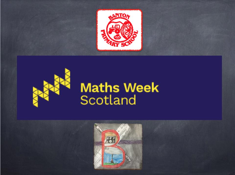 maths week banner