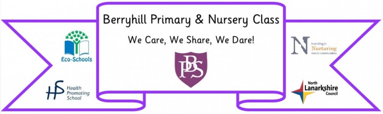 Berryhill Primary School Blog