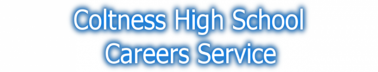 Coltness High School Career Information