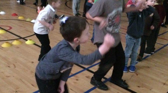 MacMillan Dance Fun Day