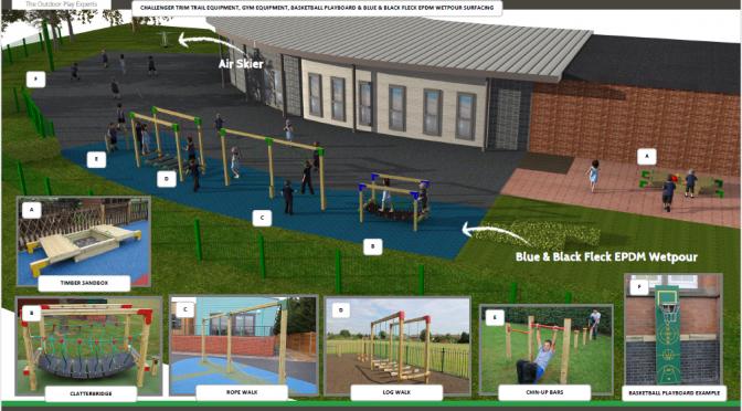 Exciting Playground Update!
