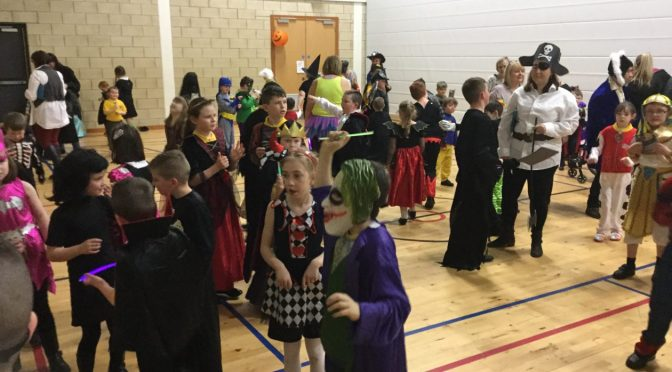 👻🎃 Halloween Party at Firpark Primary 🎃👻