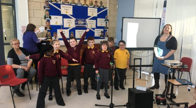 Room 7 Assembly – Making a Lego Movie