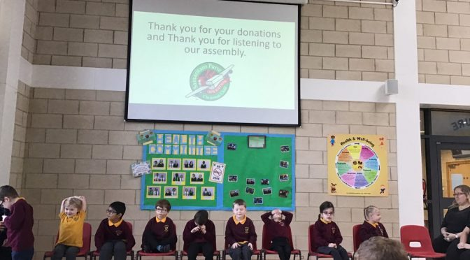 Room 6 – Shoebox Appeal Assembly