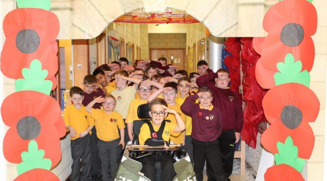 Remembrance Assembly – Room 7, 9 and 12