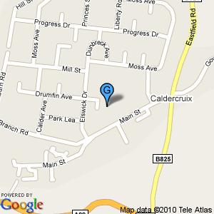 Glengowan Google map