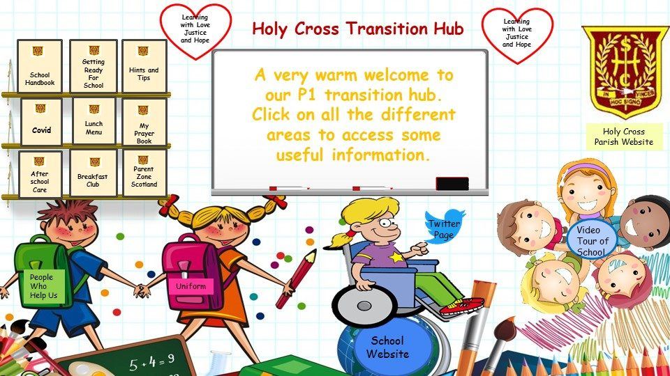 P1 Transition Hub