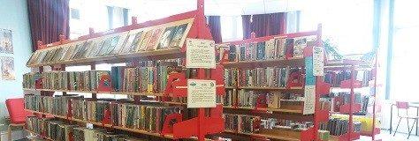 Kilsyth Academy Library Resource Centre