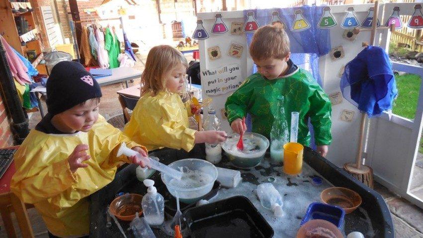 Mossend Primary Nursery Class