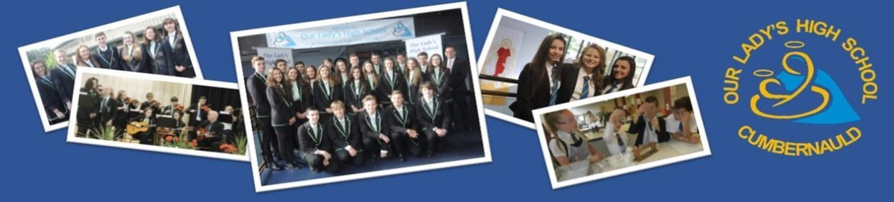 Our Lady's High School, Cumbernauld