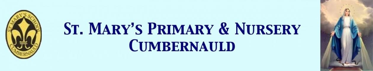 St. Mary's Primary & Nursery Cumbernauld