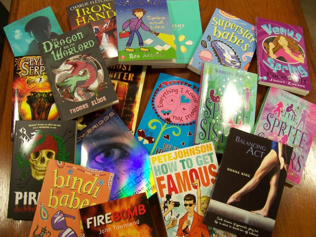 New Books January 2009