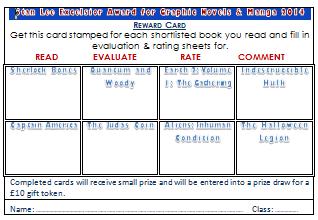 Reward card image