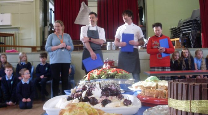 The Great Braco Bake Off