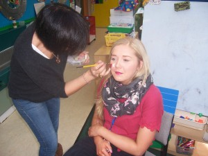 Face Painting 13-3-15
