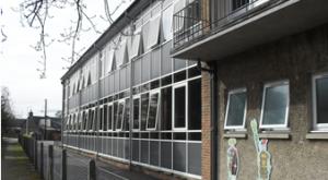 Upper School Building