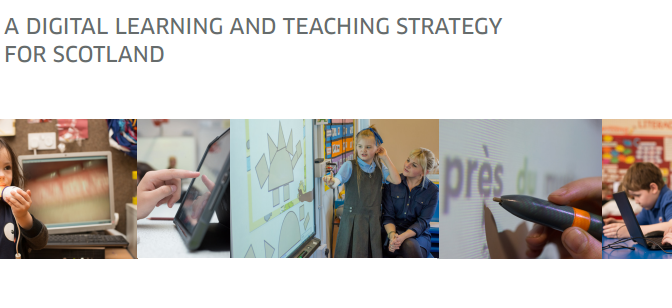 National Digital Learning and Teaching Strategy