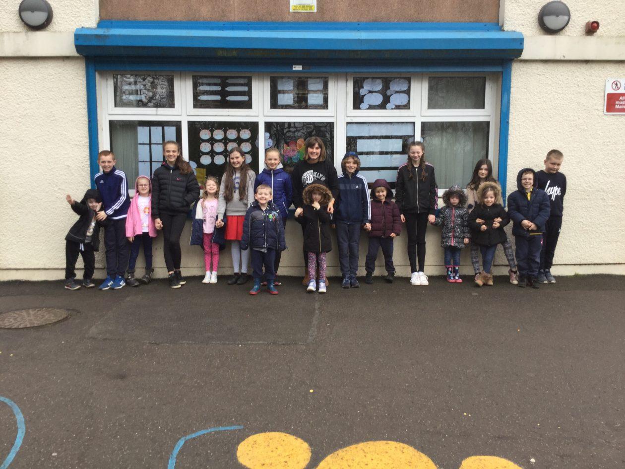 Eco Day Barsail Primary