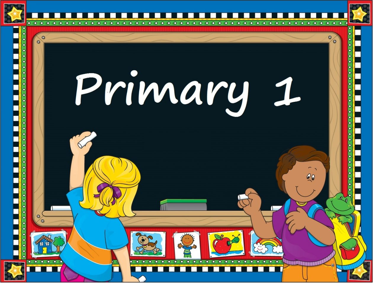 Primary 1 Information | St Peter's Primary School