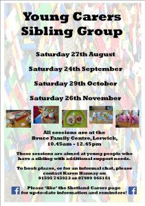 Sibling group dates August-Nov 16