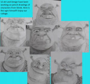 shrek-collage
