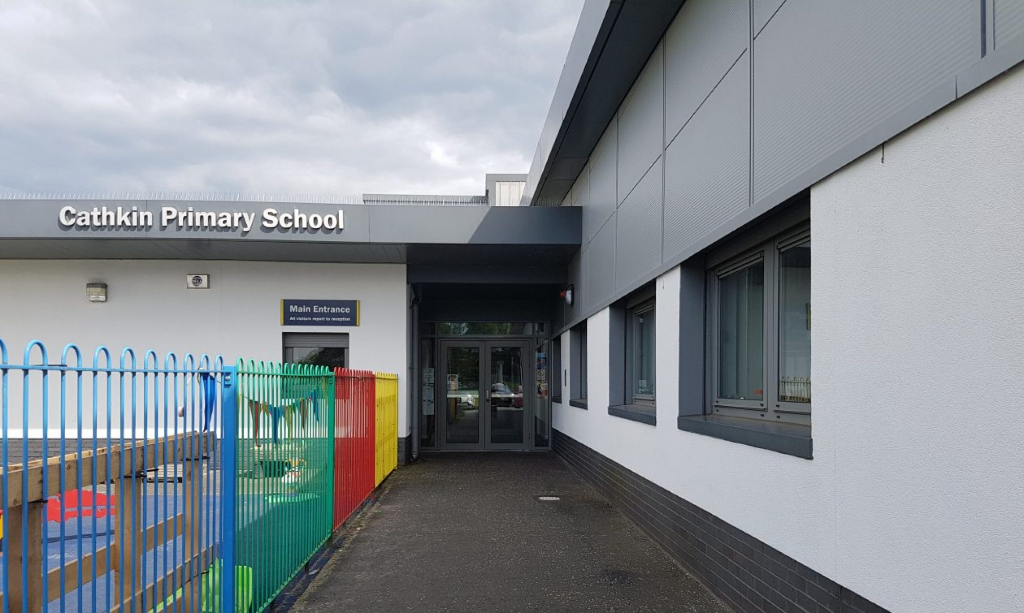 Cathkin Primary School and Nursery Class