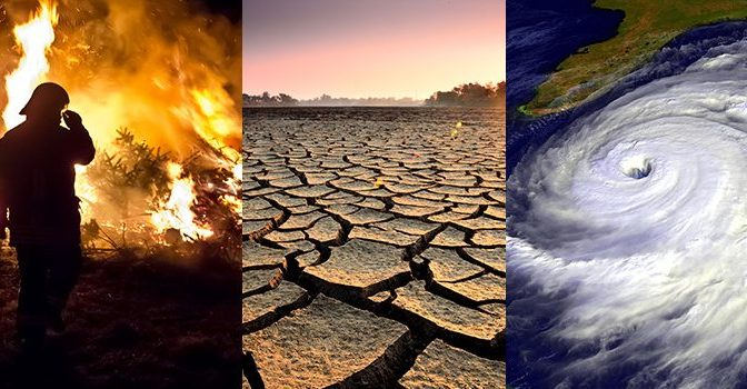 Global Warming: Taking the World By Storm