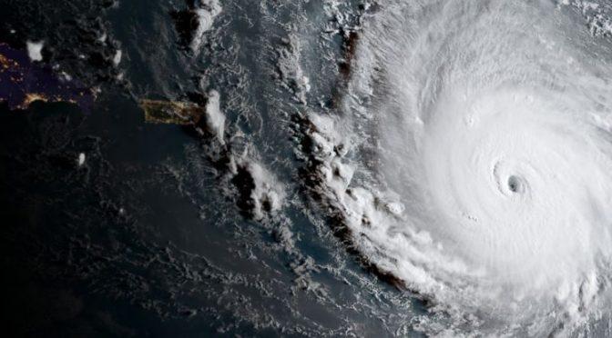 Hurricane Irma Makes Landfall