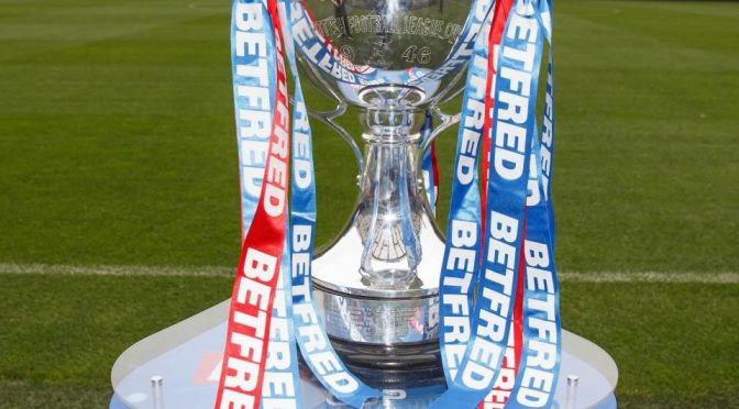 Celtic win the Betfred Cup