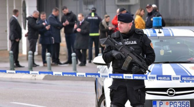 Montenegro –  US embassy Attack Puts Security on High Alert