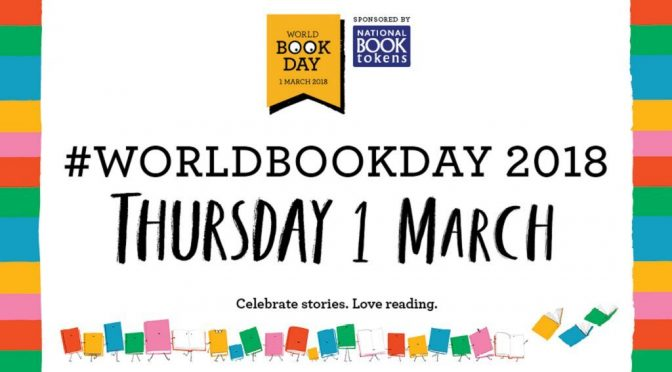 Read A Book For 'World Book Day'