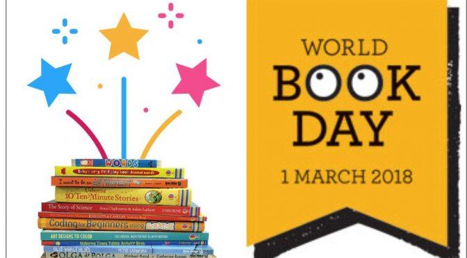 GALLERY: World Book Day 2018