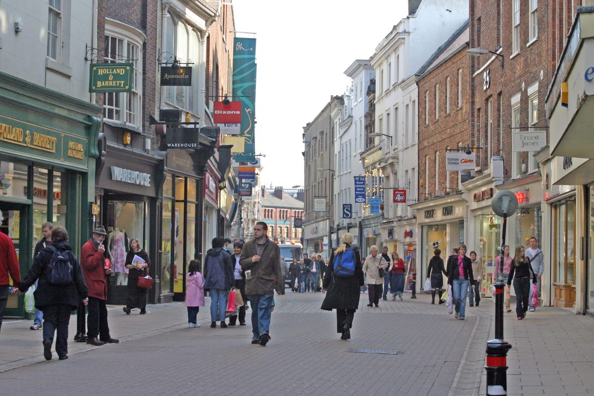 The Collapse Of Our 'Great' British High Street