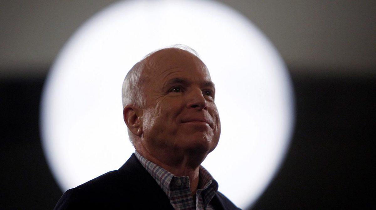 US Senator John McCain Dies Aged 81