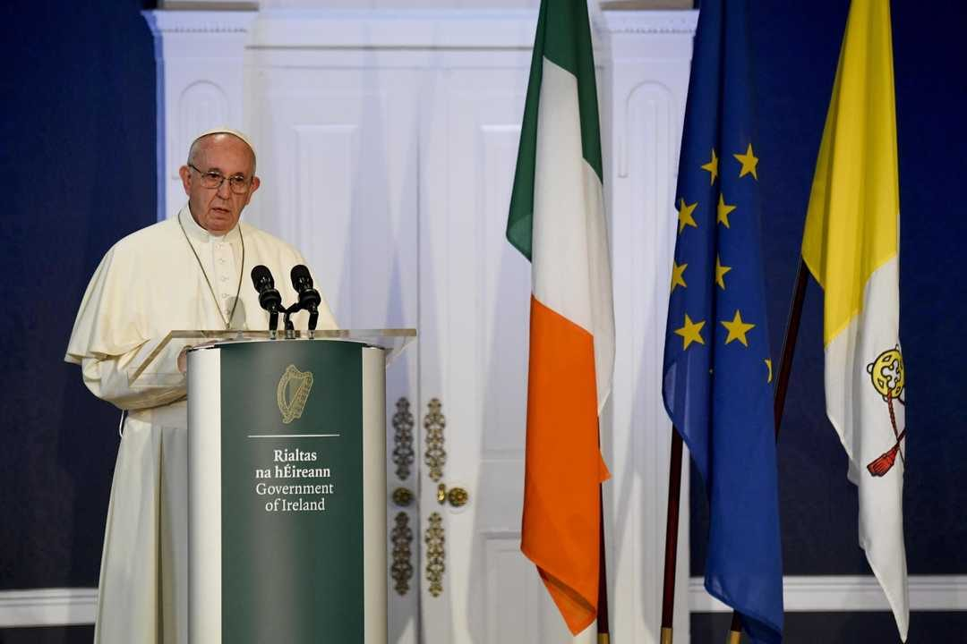Highlights of Pope Francis's Visit to Ireland