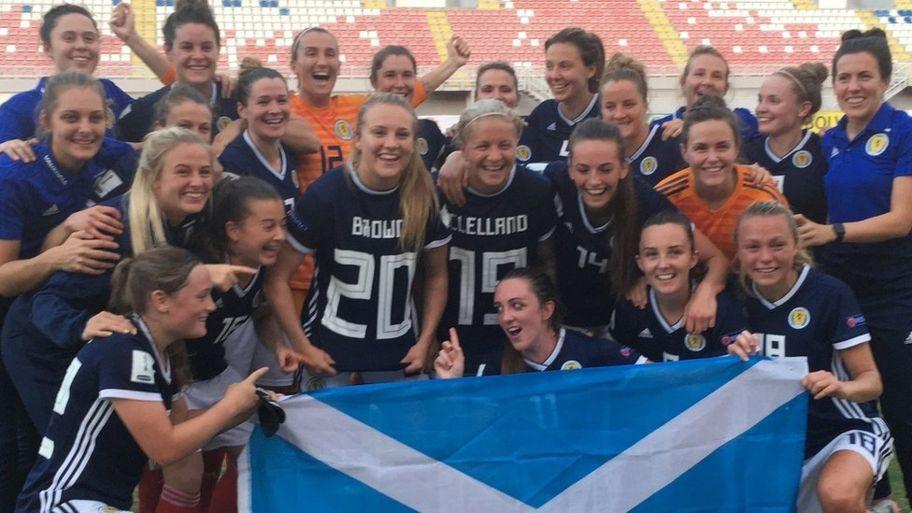 Scotland Women's Football: A Dream Come True