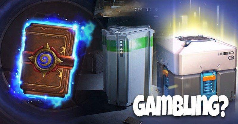 Is Gaming Becoming Gambling?