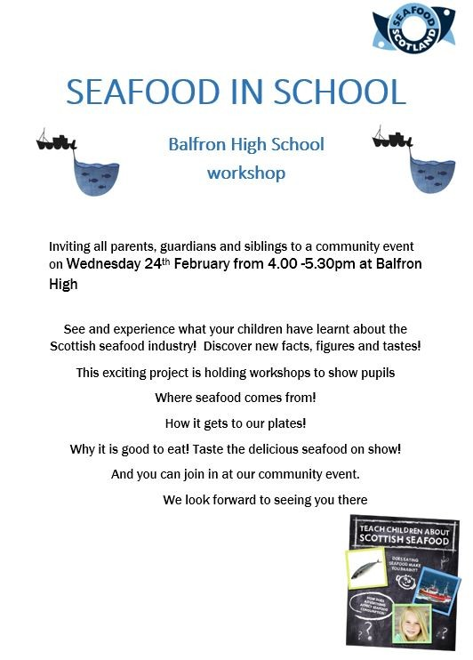 sea food event