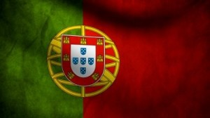 stock-footage-portugal-flag