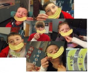 Ochiltree's happy monkeys!